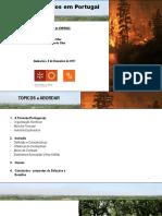 Floresta e Incêndios (Portugal)