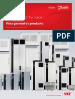 Vista General de Productos Danfoss
