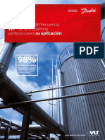 Drives de Alta Potencia Danfoss