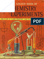 Brent - The Golden Book of Chemistry Experiments