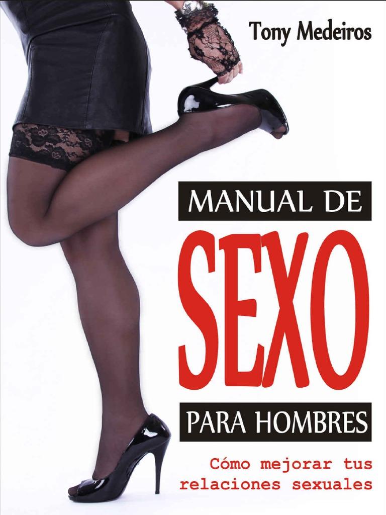 Nos Masturvamos En El Sofa Porno Casero manual de sexo para hombres - tony medeiros   infección
