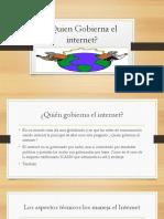 Gobierna El Internet-ecommerce