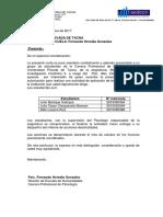 Carta- Permiso-Aplicación de Test