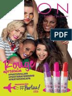 Folheto Avon Cosméticos - 12/2018