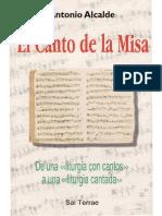 Alcalde, Antonio - El Canto de La Misa