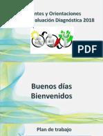 Presentación Evaluac. Diag. 2018