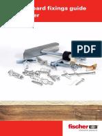 Plasterboard Fixings Guide Webversion