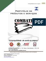 Portifolio Combate 2011