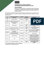 Instrucciones Para La Aplicación de Los Formatos en Los IEST 07-04-16