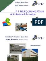 Orientamento Informatica e Telecomunicazioni