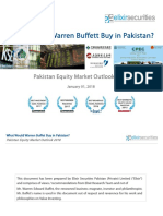 ESP Pakistan Equity Strategy 2018