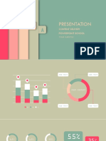 Creative Free PowerPoint Template by PowerPoint School