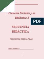 Secuencia Didactica de Mitre