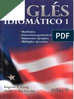 Inglés Idiomático 1