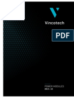 Vincotech Power Modules Catalog