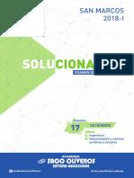 Exam & Soluc 2018-1 (17.09)