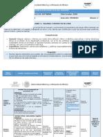 DDHU Planeacion Didactica U3