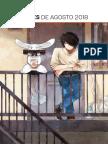 Novedades de ECC Ediciones de Agosto 2018