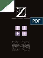 Zéjel. Revista de Arte, Literatura y Pensamiento. Nº2