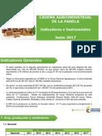 002 - Cifras Sectoriales - 2017 Junio Panela.pptx