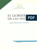 El Gobierno de Las Indias Madrid 2004 Is