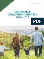 Sustainable Developmentstrategy2016 2019