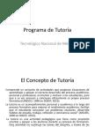 2.2.1b El Programa Tutorial