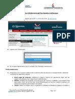 Instructivo Para Elaboración Del Plan Operativo Institucional 2018 2020