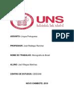 Monografía en Portugues