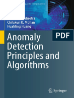 (Terrorism, Security, And Computation) Kishan G. Mehrotra,Chilukuri K. Mohan,HuaMing Huang (Auth.)- Anomaly Detection Principles and Algorithms-Springer International Publishing (2017)