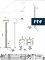 Montaje de Columna de Linea de Vida Rev2-Model