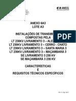 Lote a3 Anexo Tecnico Espcecifico Leilao 004 2014