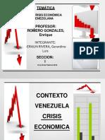 Crisis Economica Venezuela Ppt
