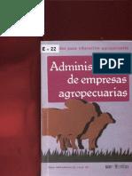 Administración de Empresas Agropecuarias_editorial Trillas