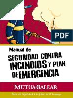 Manuales Prevención - Seguridad Contra Incendios