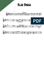 Flauta 3 Blue Bossa