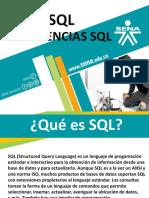 MYSQL y Sentencias SQL