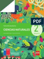 Ciencias Naturales 2º Básico - Texto Del Estudiante