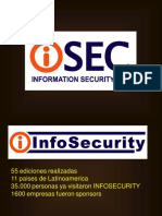 ISEC INFOSECURITY 2010