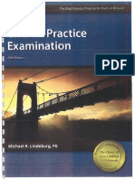 Civil PE Practice Examination