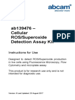 Cellular ROS-Superoxide Detection Assay Kit v9