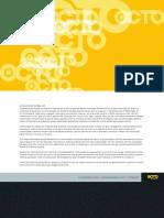 OCTO - Arquitetura - Corporativa - Portfolio 2018