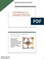 03 - Historia de La Administracion