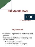 Clase 14 Prematuridad