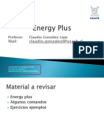Curso 1 EnergyPlus