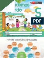 Aprendemos Jugando Cuaderno de Trabajo Para Niños y Niñas de 5 Años
