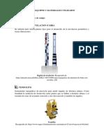 3. Instrumentos, Equipos y Materiales Utilizados