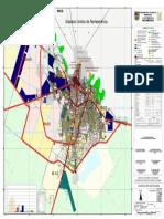 05 Plan Municipal de Ordenamiento Territorial y Desarrollo Urbano de Matamoros Tamaulipas - Zonificacion Secundaria