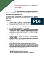 Proyecto Para Los 15 Puntos de Comportamiento Comunicacional -Estudiantes