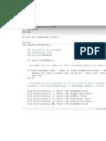 Macro en Excel Ejemplo
